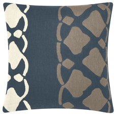 Eclectic Decorative Pillows by Judy Ross Textiles