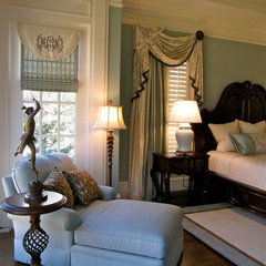 traditional bedroom by Kandrac &amp; Kole Interior Designs, Inc.