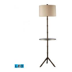 Dimond - One Light Dunbrook Floor Lamp - One Light Dunbrook Floor Lamp