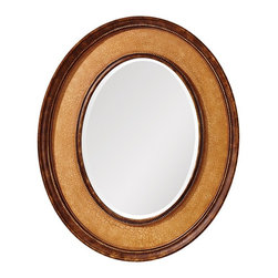 Murray Feiss - Murray Feiss MR1135IC Evelyn Ivory Crackle Mirror - Murray Feiss MR1135IC Evelyn Ivory Crackle Mirror