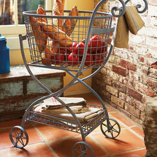 Mediterranean Kitchen Islands And Kitchen Carts by Napa Style
