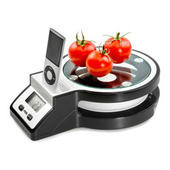 Frieling Digital Kitchen Scale With iPod® Docking Station