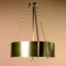 Modern Chandeliers by Zia-Priven