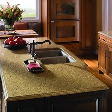 Traditional Kitchen by Silestone USA