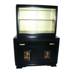 Vintage Glass China Cabinets & Hutches: Find Curio Cabinets and Kitchen Hutch Designs Online