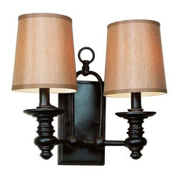 Trans Globe Lighting - Trans Globe Lighting 9622 Wall Sconce In Rubbed Oil Bronze - Part Number: 9622
