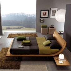 Contemporary Platform Beds Platform Bed