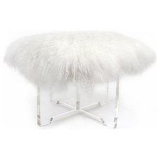 Eclectic Benches by Jonathan Adler
