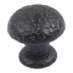 Atlas Homewares - Aged Bronze Olde World Knob (ATH286O) - Aged Bronze Olde World Knob