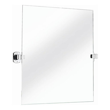 Croydex - Chelsea Bathroom Vanity Wall Mirror - QM62104 - Manufacturer SKU: QM621041YW. Zinc Alloy Construction. High Quality Chrome Plated Finish. Concealed Screws. All Screws Included. Easy to Install. 18.43 in. W x 2.76 in. L x 19.69 in. HBeautifully styled accessories with a no nonsense design! These high quality bathroom accessories have a simple, straightforward design - easy to keep clean and pleasing on the eye!
