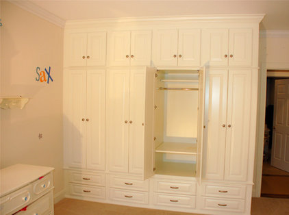 Traditional Kids by TL King Cabinetmakers
