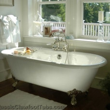 Traditional Bathtubs by Classic Clawfoot Tubs