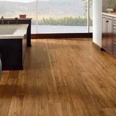 Modern Laminate Flooring by Americarpet Inc.