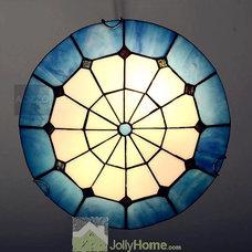 Mediterranean Ceiling Lighting by Jollyhome