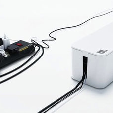 Contemporary Cable Management by Bluelounge