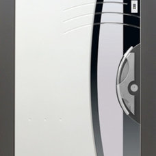 Modern Front Doors by Durabella Consulting Inc,