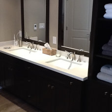 Traditional Bathroom by Galle Construction Inc