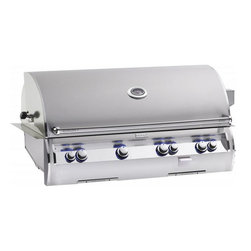 Fire Magic Echelon E1060i Built-In Gas Grill - Fire Magic Built-In Gas Grill Model E1060i With LED Lighting & Rotisserie.