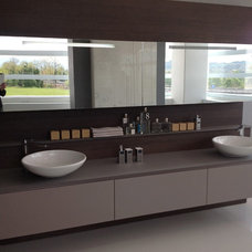 Contemporary Bathroom Vanities And Sink Consoles by Pedini of Atlanta, llc