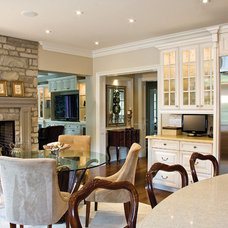 Traditional Kitchen Cabinets by AyA Kitchens of Vancouver