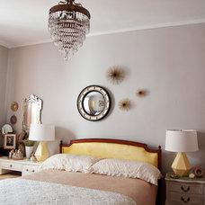 Traditional Bedroom by Lauren Gries
