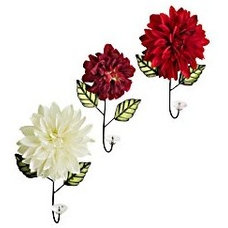 Eclectic Wall Hooks by Pier 1 Imports