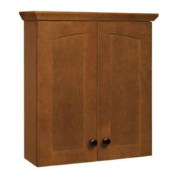 American Classics - American Classics Melborn 19-in. Bathroom Wall Cabinet Multicolor - 559310 - Shop for Bathroom Cabinets from Hayneedle.com! Store your bath essentials in the American Classics Melborn 19-in. Bathroom Wall Cabinet. The adjustable shelves accommodate a variety of container shapes and sizes. The two arched doors add style to this wall-mounted bathroom cabinet. It comes with oil-rubbed bronze cabinet hardware.About Your Other Warehouse LLCYour Other Warehouse (YOW) is the premier master distributor serving kitchen and bath dealers and showrooms with more than 450 000 decorative faucets fixtures and accessories topped with best-in-class customer service. YOW's plan is simple: The company is absolutely committed to a standard it calls exactly right - exactly what you want exactly when you need it and exactly how you want to be treated.