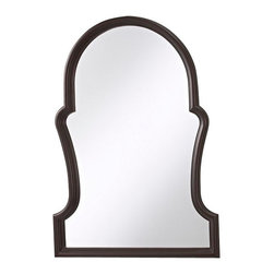 Murray Feiss - Oil Rubbed Bronze Mirror - Item Weight: 15.4 lbs.