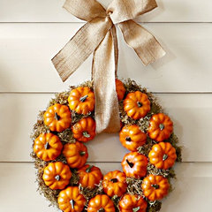 traditional holiday decorations by Williams-Sonoma