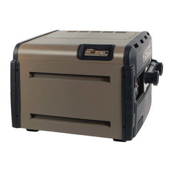 Heaters - The Universal H-Series pool and spa heaters by Hayward combine advanced technology with universal-fit flexibility, making them a smart choice for virtually any new installation or system upgrade.