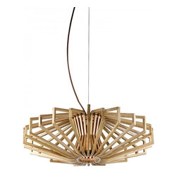 ParrotUncle - Diamond Plywood Shade Home Ceiling Lighting Pendant - Diamond Plywood Shade Home Ceiling Lighting Pendant