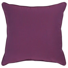 Contemporary Outdoor Pillows by Crate&Barrel
