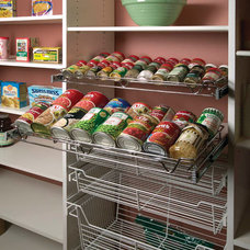 Traditional Pantry by California Closets