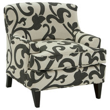 Transitional Chairs by Jerome's Furniture