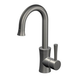 Pegasus - Pegasus Luca Single-Handle Bar Faucets in Brushed Nickel (FS1A5067BNV) - Luca Single-Handle Bar Faucet in Brushed Nickel