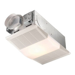 "BROAN MANUFACTURING - CEIL VENT AND HEAT .70 CFM 100 WATT MAX - Ceiling vent and heat | fits into 2"" x 6"" beam 