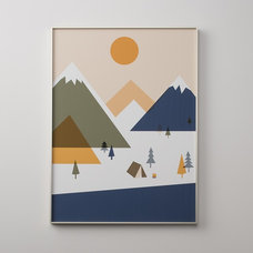 Contemporary Prints And Posters by Schoolhouse Electric