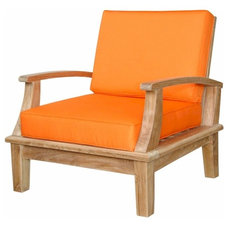 Modern Outdoor Lounge Chairs by Shop Chimney