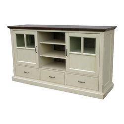 Trade Winds - New Trade Winds Entertainment Center - Product Details