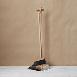 Dustpan + Broom Set
