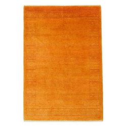 eSaleRugs - 4' 7 x 6' 9 Kashkuli Gabbeh Persian Rug - SKU: 22125645 - Hand Knotted Kashkuli Gabbeh rug. Made of 100% Hand Spun Wool. Brand New.
