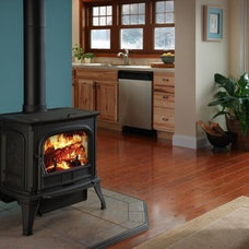 Fireplaces by Harman Stoves