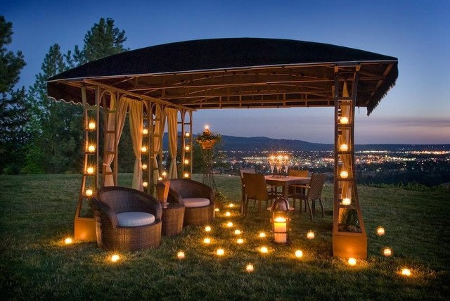 Contemporary Gazebos by hpotter.com