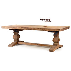 Farmhouse Dining Tables by Indeed Decor