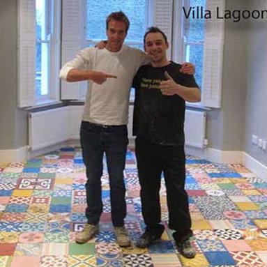 Villa Lagoon Tile -