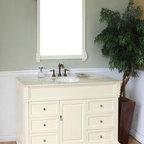 Small Bathroom Vanities - Traditional - Bathroom Vanities And Sink Consoles - los angeles - by ...