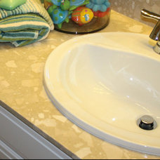 Traditional Bathroom Countertops by Stalwart Systems, LLC