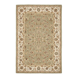Safavieh - Safavieh Chelsea Transitional Hand Hooked Wool Rug X-42-D87KH - 100% pure virgin wool pile, hand-hooked to a durable Cotton backing. American Country and turn-of-the-century European designs. This collection is handmade in China exclusively for Safavieh.