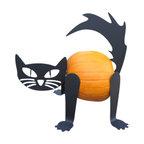 Rustica Ornamentals - Pumpkin Cat Kit - Turn your Halloween Pumpkin into a Cat!!!