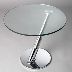 Chintaly Imports - Angle Arm Lamp Table - Features: